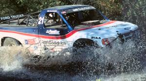 rally truck racing maccachren tim herbst gordon leading 30 score trophy trucks into