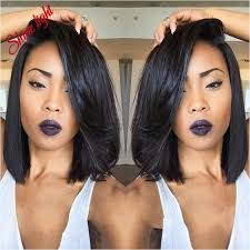 hairstyles for straight afro hair long bobs for african american hair google search hair