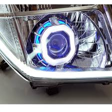 nissan frontier led headlights head lamp light led pickup drl hid projector for nissan d40 navara