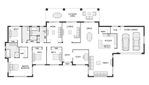 large single house plans acreage home floor plans australia architectural designs