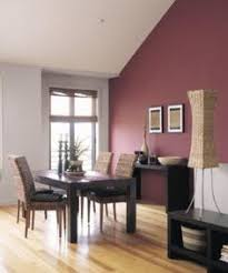 Dark Red Dining Room by Maroon Red Walls With White Wainscoting Kitchen Dining Room