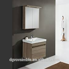 new model wall mount painting vanity cabinets for bathroom tall