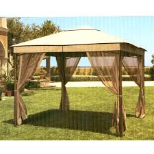 14x14 Outdoor Gazebo by Gazebo Replacement Canopy Top And Replacement Tops Garden Winds