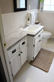 bathroom design awesome quartz countertops cement bathroom