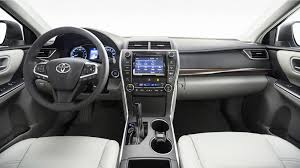 toyota harrier 2016 interior 2017 toyota camry review u0026 ratings edmunds