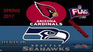 Cardinal Flag Nfl Flag Semi Final Cardinals Red Vs Seahawks May 24 2017