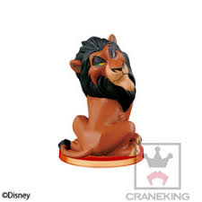 lion king scar disney characters collectable figure