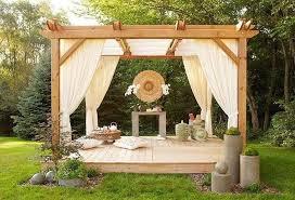 Backyard Canopy Ideas Download Diy Outdoor Gazebo Solidaria Garden