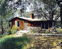 southwestern houses southwestern style cabin in the california