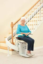 giving the elderly a helpful lift in the home