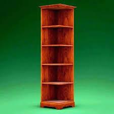 Wood Corner Bookcase Wood Corner Bookcase Lovely Contemporary Sleek Walnut Corner Shelf