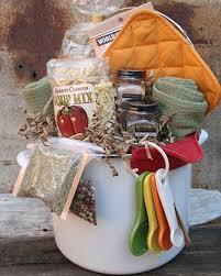 Housewarming Gift Ideas For Guys by Unique Gift Basket Soup Pot Soup Mix Pot Holders Spices Etc