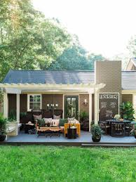 Fall Patio 13 Easy Ways To Extend Your Outdoor Space Into Fall Hgtv