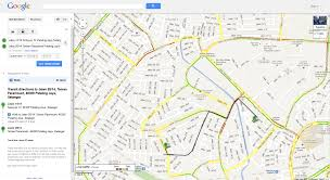 Maps Traffic Google Maps Now Contains Traffic And Transit Information Bahasa