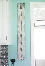 Kitchen Wall Art Ideas Diy Kitchen Wall Art Using Random Forks Hometalk