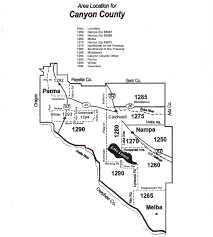 Idaho Counties Map Idaho Real Estate Market Updates