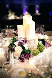 wedding candle centerpieces winter wedding candles photography burgundy unity