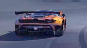 mclaren concept mclaren launches the pure mclaren gt race series track car