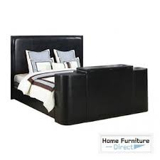 Bed Frame With Tv In Footboard Tv Bed Ebay
