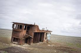 humans killed the aral sea now it u0027s come back to life wired
