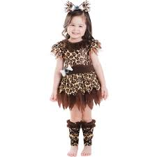 toddler girl costumes cave girl toddler costume walmart