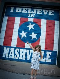 Nashville Flag Mayhemtakesnashville
