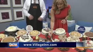 village inn thanksgiving village inn pies 1 youtube