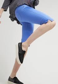 Online Shop K He Pepe Jeans Damen Hosen Venus Shorts Blue Pepe Jeans Saleschuhe