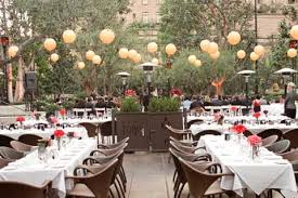 Party Venues In Los Angeles Cafe Pinot Downtown Los Angeles Home To Beautiful Outdoor Garden