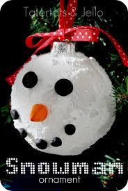 snow ornaments decor the scrap shoppe