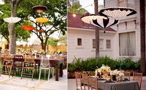 garden decorating ideas umbrellas upside down