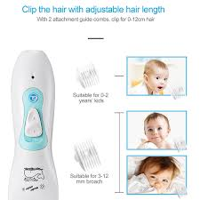 haircut with 12 clippers brand gl electric baby hair clipper professional rechargeable