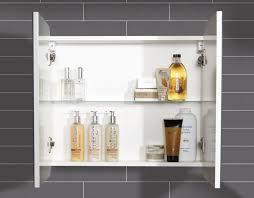 hib xenon 120 led aluminium illuminated bathroom cabinet 46300