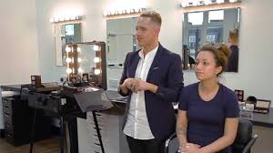 london makeup school mercier master class at the london makeup school