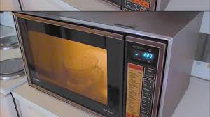 Microwave And Toaster Oven In One 1981 Litton Meal In One Microwave Radar Range Youtube