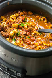 15 slow cooker pasta recipes slow cooker gourmet