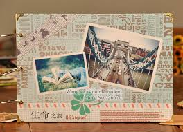 diy wedding photo album gift boxes wrapping paper picture more detailed picture about