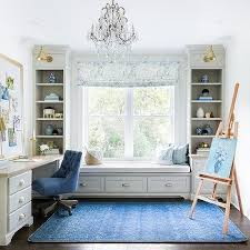 Office Task Chairs Design Ideas Blue Tufted Home Office Task Chair Design Ideas