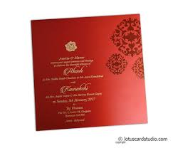 Wedding Invitation Insert Cards Floral Wedding Card Mantras Rich
