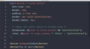 Best Color Codes Styled Components Enforcing Best Practices In Component Based
