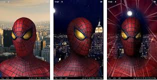 spider man 3d live wallpaper