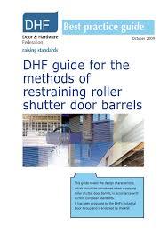 the door industry journal april 2013