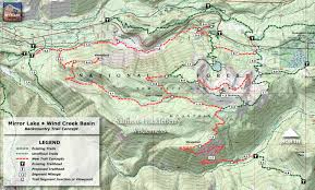 Red River Gorge Map Columbia River Gorge Stamp Wyeast Blog