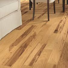 shaw floors globe 3 2 engineered hickory hardwood flooring in