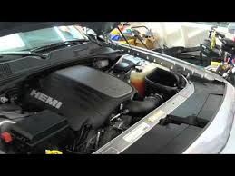 2013 dodge challenger cold air intake 2011 dodge challenger r t stock filter vs cold air intake