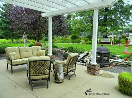 Sams Club Patio Sets by Forever Decorating Glimpse Of My Patio And Yard