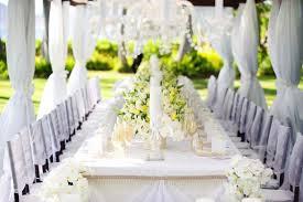 composition florale mariage déco mariage deco table mariage composition florale blanc bougies
