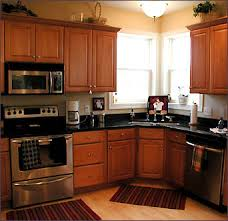kitchens with black appliances and oak cabinets stainless steel kitchen appliances black appliance kitchen with