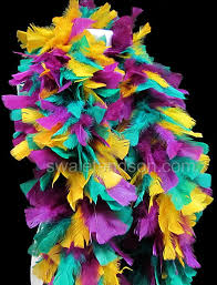 mardi gras boas w w swalef wholesale dealers of all types of fancy