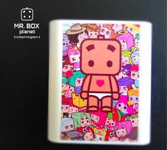 mr box planet 6800mah minion power bank mr box planet power